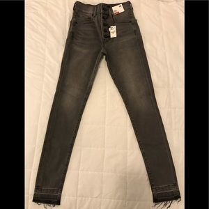 Express Women's Skinny High Rise Jeans